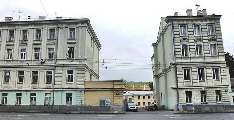 7 самых необычных домов в россии