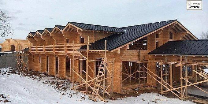 На сколько этажей разрешается строить частные дома и коттеджи? на сайте недвио