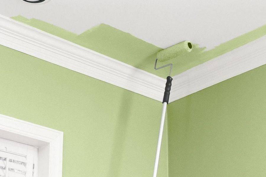 Как покрасить потолок самостоятельно: стильные идеи декора и рекомендации по нанесению узоров (100 фото) – строительный портал – strojka-gid.ru
