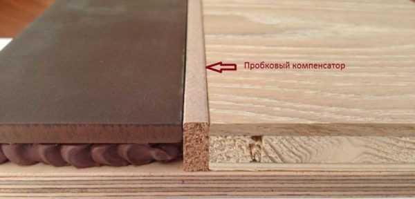 Стыковочный профиль для плитки и ламината металлический и гибкий: правила монтажа пошагово + фото