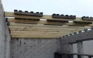 Способы усиления деревянных балок перекрытия - самстрой - строительство, дизайн, архитектура.
