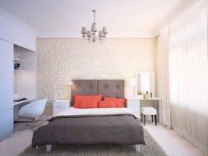 Дизайн спальни в квартире: 75 фото вариантов дизайнерских решений