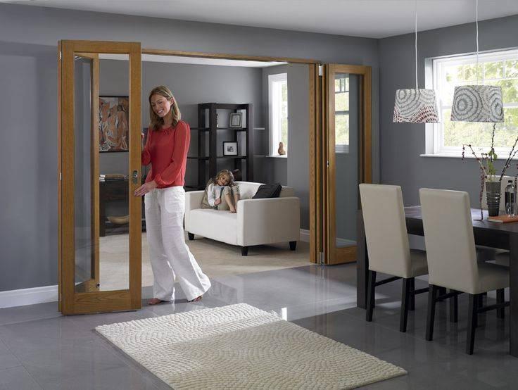 Раздвижные межкомнатные двери (66 фото): варианты алюминиевых выдвижных конструкций, выбираем двери-перегородки в комнату