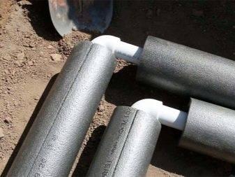 Изоляция для труб из вспененного полиэтилена