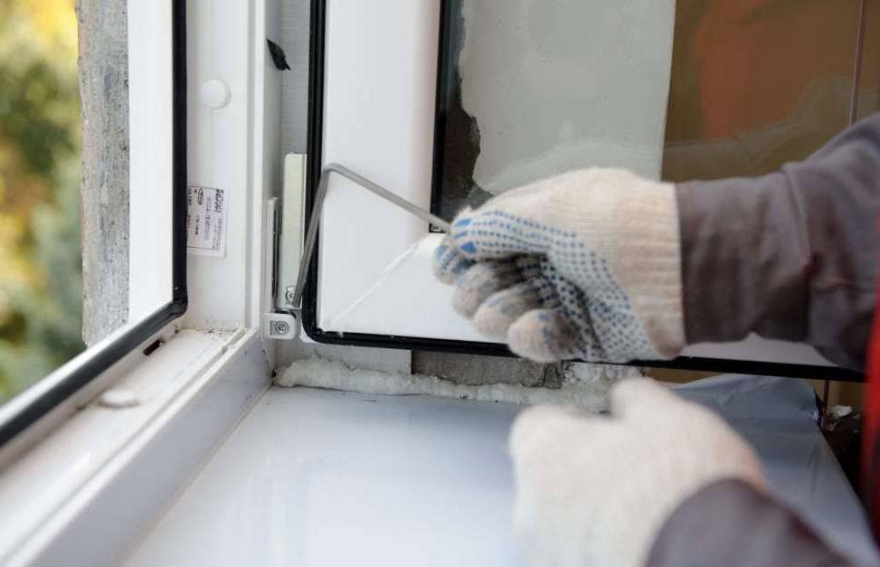 Регулировка пластиковых окон на зиму (36 фото): инструкция - как самостоятельно поставить зимний режим