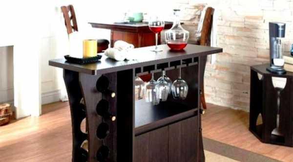 Домашний мини-бар: лучшие идеи для создания небольшой винотеки