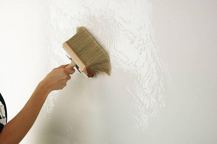 Как подготовить стены под покраску обоев | [инструкция]