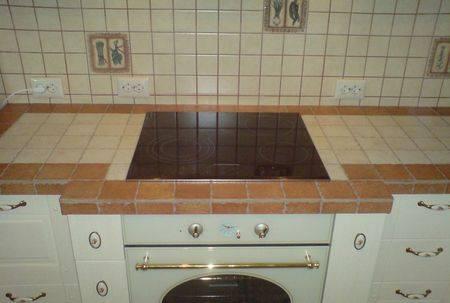 Кухонная столешница из плитки своими руками (39 фото): поэтапная инструкция