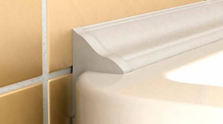 Как заделать щель между ванной и стеной - инструкция от специалиста