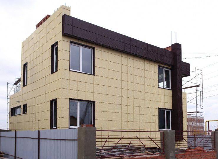 Сэндвич-панели: доступный строительный материал для теплого дома