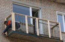 Обшивка балкона сайдингом снаружи: инструкция без риска для жизни