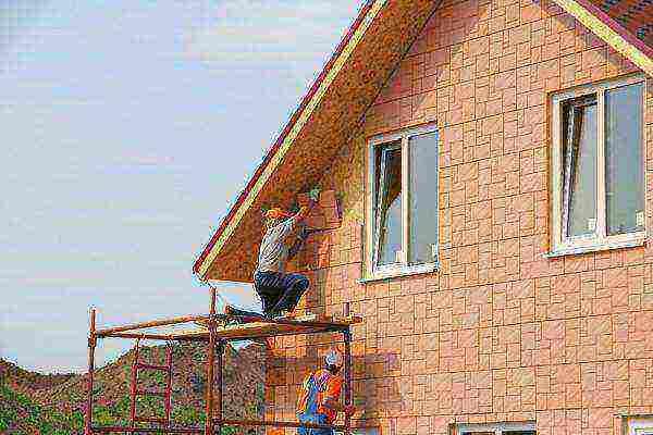 Как сделать своими руками фасадную плитку