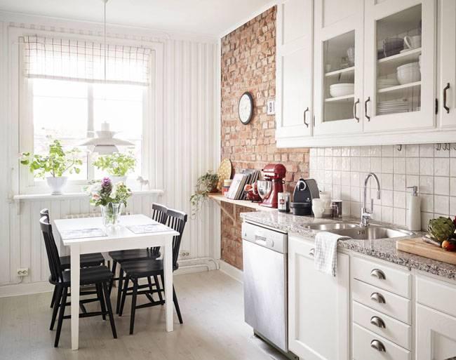 Дизайн кухни в скандинавском стиле - 85 фото интерьеров после ремонта, идеи отделки и оформления