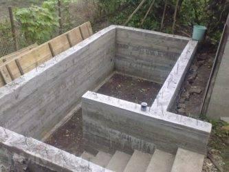 Погреб под домом своими руками: устройство, пошаговое руководство по возведению