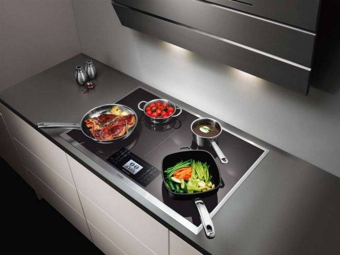 Индукционная варочная панель или электрическая: что лучше купить на современную кухню — 12 отличий