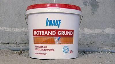 Грунтовка бетон контакт расход на 1м2 - вместе мастерим