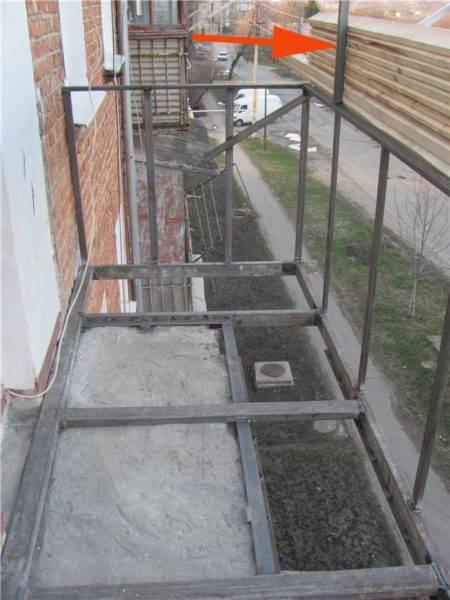 Присоединение балкона к комнате или кухне. разбор.