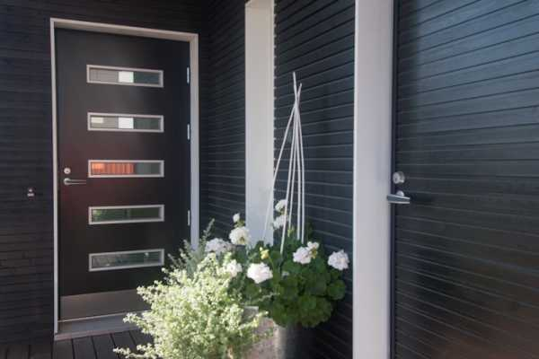 Теплые финские входные двери fenestra и jeld wen: обзоры +видео