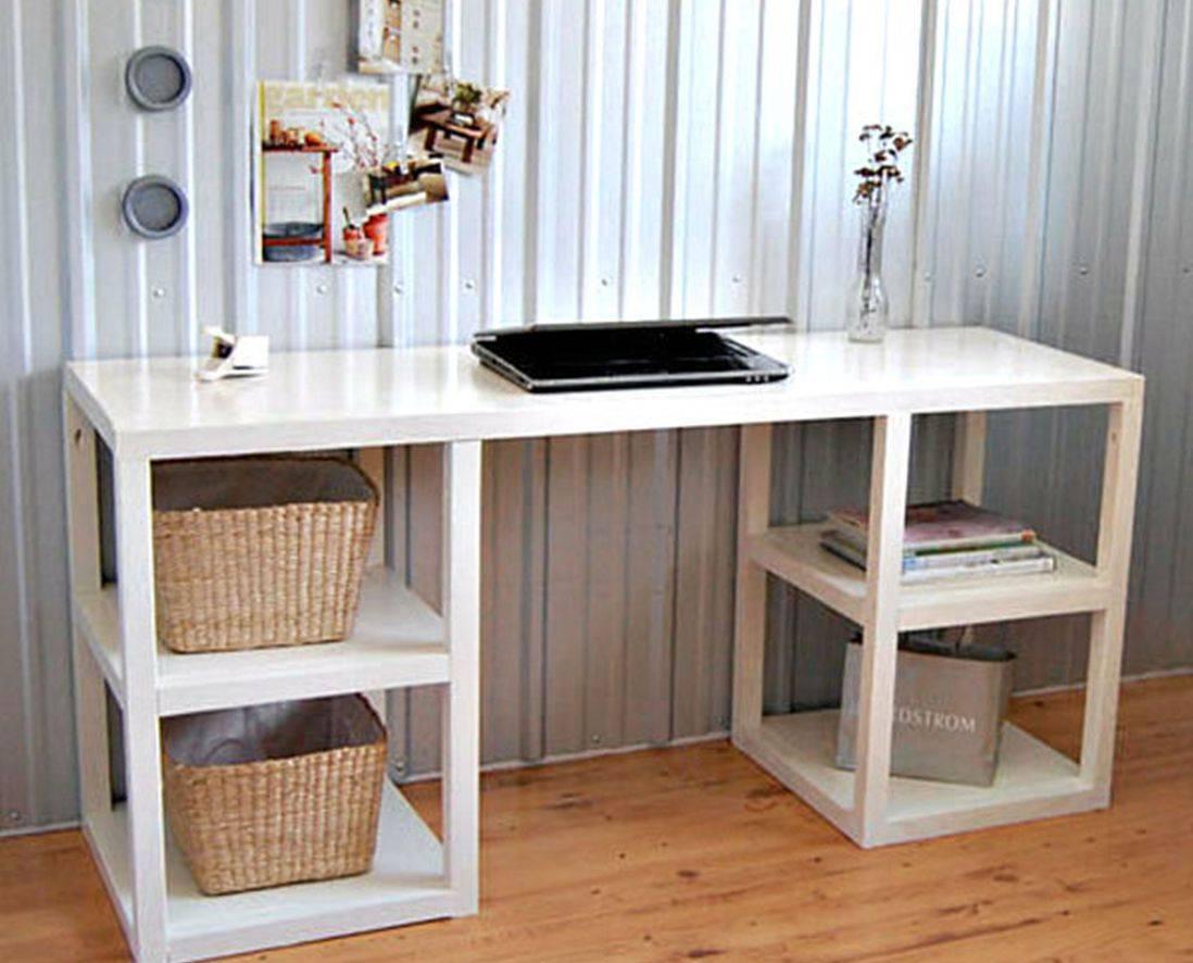 Столы от икеа: топ-100 фото идеального и стильного дизайна столов