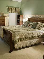 Спальня по фен-шуй - секреты обустройства