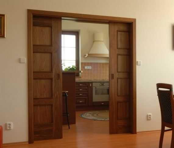 Оформление и декор дверей
