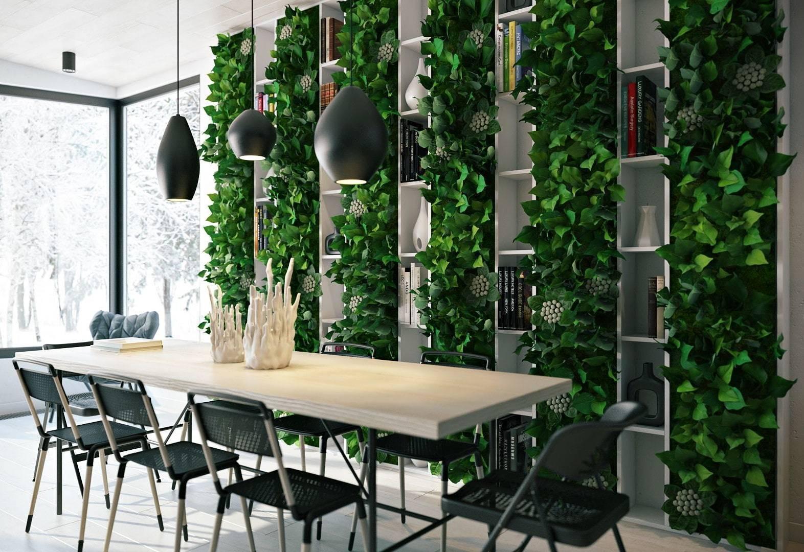 Популярные идеи и способы оформления стен на кухне: 67 ярких фото, видео