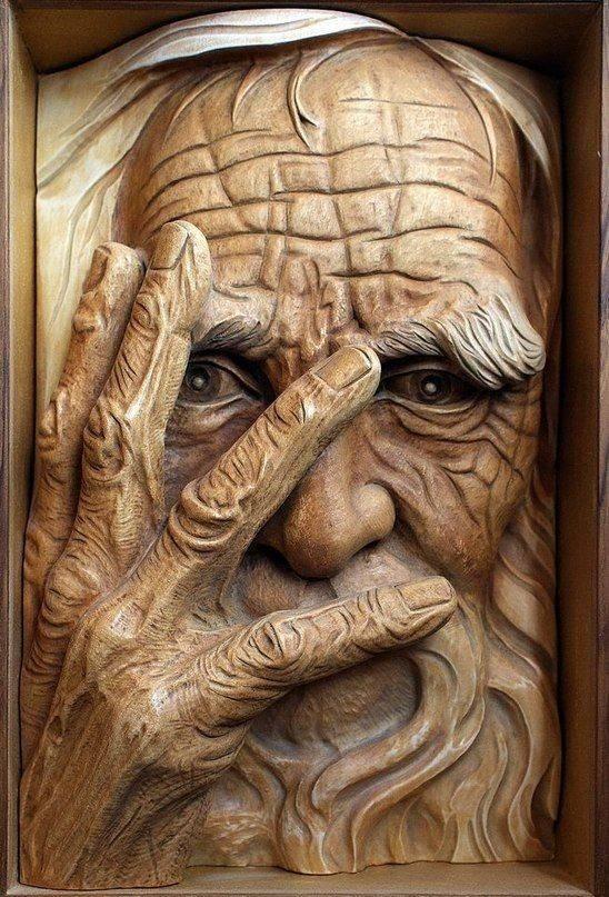 Скульптуры из дерева: особенности выполнения, советы профессионалов