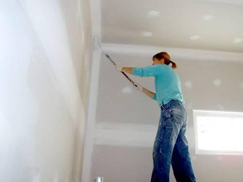 Чем грунтовать бетонные стены перед штукатуркой чем грунтовать бетонные стены перед штукатуркой