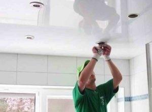 Какой натяжной потолок лучше выбрать для кухни: матовый или глянцевый — портал о строительстве, ремонте и дизайне