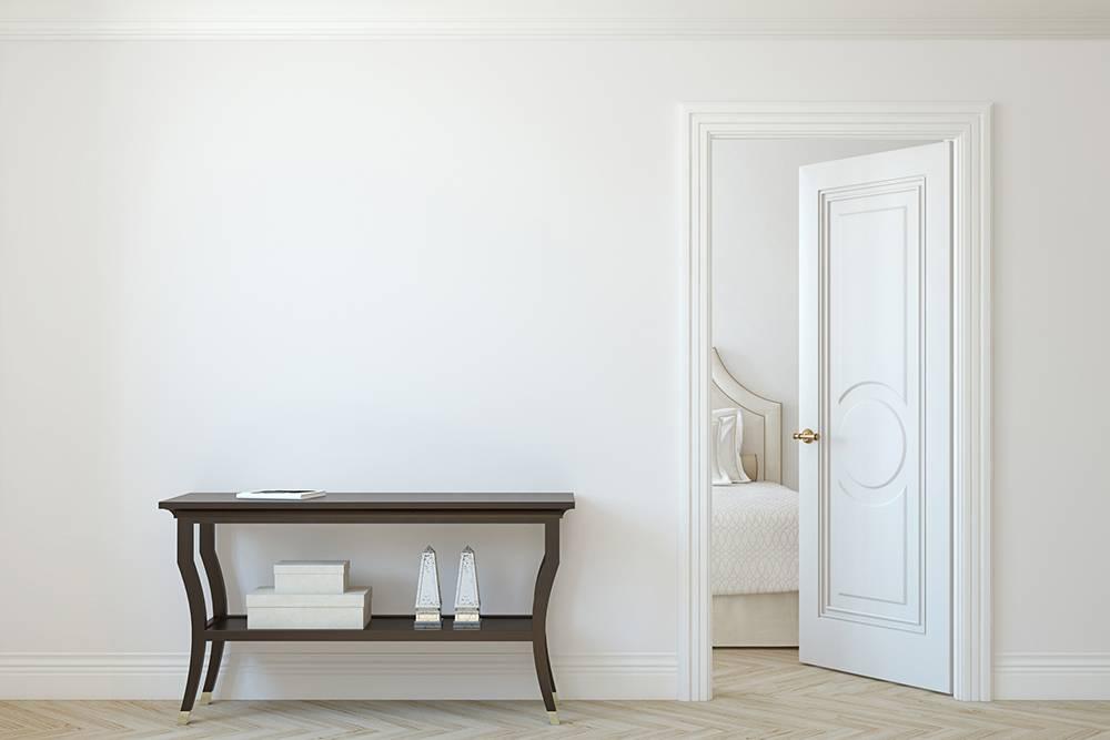 Французские двери на балкон — больше света и комфорта в доме