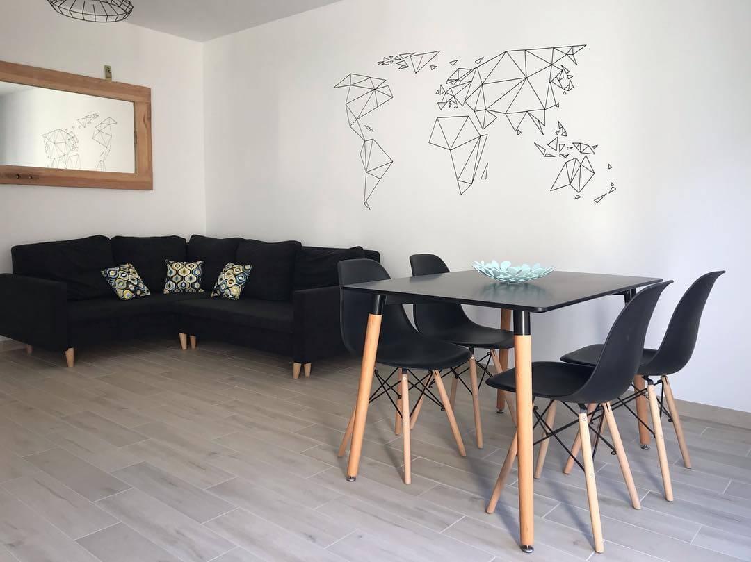 Интерьер светлой гостиной комнаты: 60 избранных фото идей для квартиры и дома