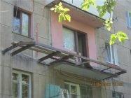 Балкон с выносом: способы расширения пространства