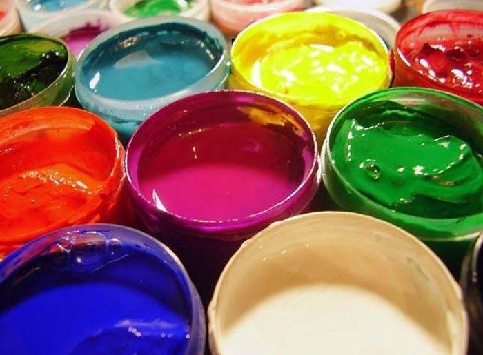 Технические свойства акриловой водно-дисперсионной краски