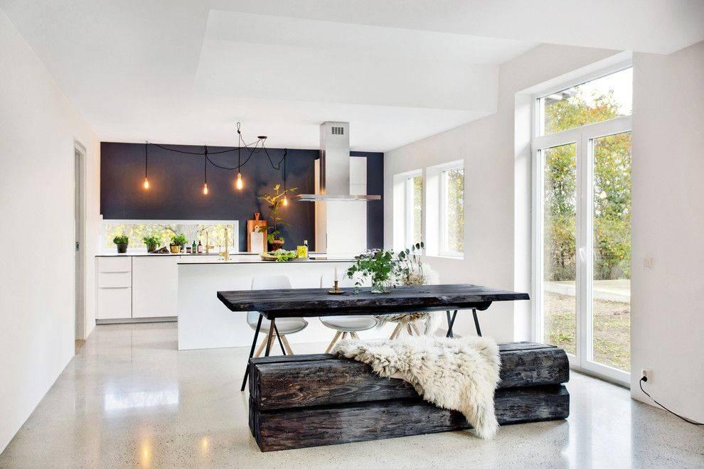 100 лучших идей дизайна: кухня в скандинавском стиле на фото