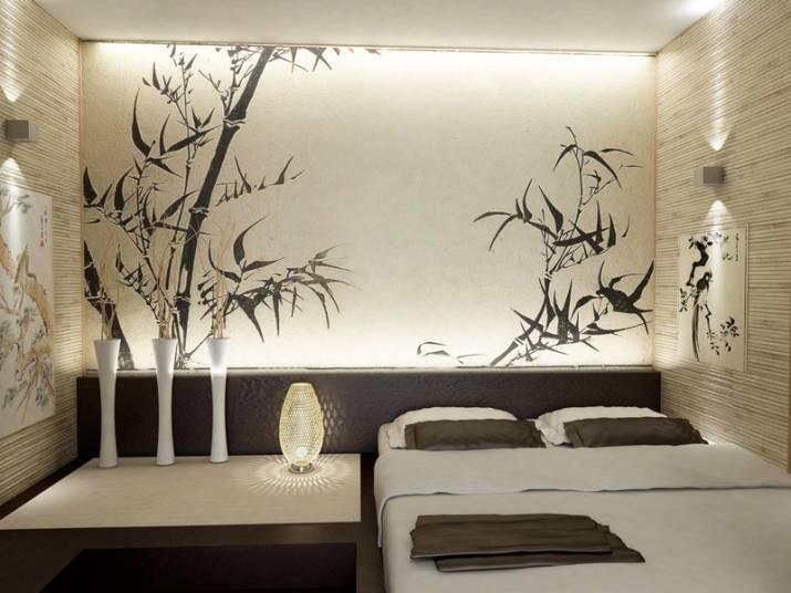 Кровать в японском стиле (27 фото): особенности и правила выбора низких моделей без ножек