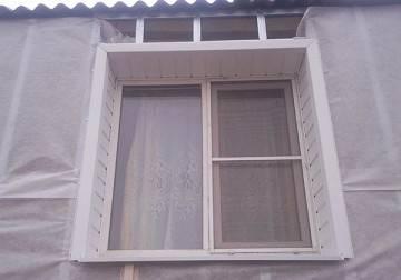 Монтаж сайдинга вокруг окна: техника выполнения работ | mastera-fasada.ru | все про отделку фасада дома