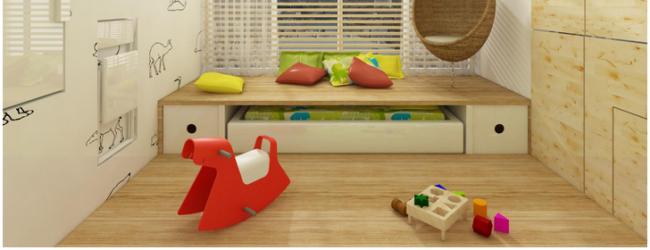 Кровать-подиум своими руками: легко, быстро, дёшево