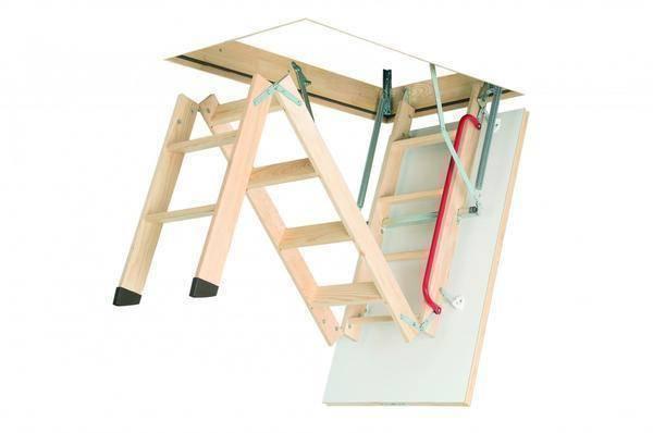Установка чердачной лестницы своими руками: разбор всех популярных конструкций