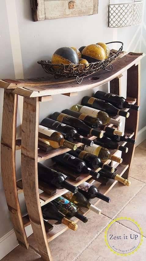 13 самодельных шкафов для хранения вина 13 самодельных шкафов для хранения вина