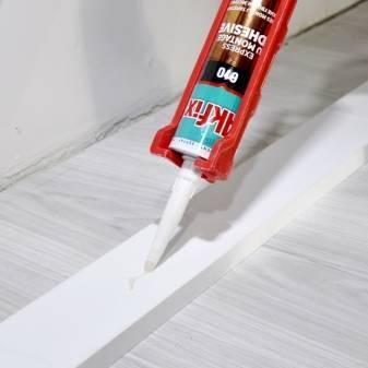 Клей для фанеры на бетонную стяжку: каким клеем приклеить фанеру, виды, советы по выбору марки