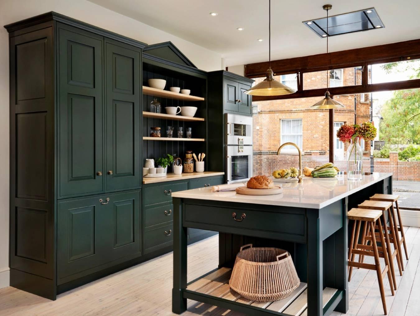 Кухня в английском стиле: идеи и 65 фото