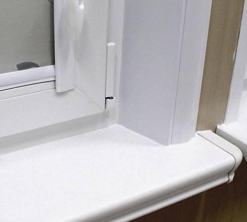 Пластиковые откосы на окна и двери – быстрая установка панелей своими руками