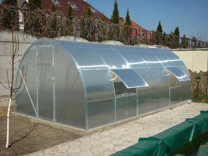 Размеры теплицы из поликарбоната: стандартные размеры 2х3 и 3х4 и оптимальные параметры 3 на 4 и 3х6, парники шириной 2 метра и длиной 6 метров