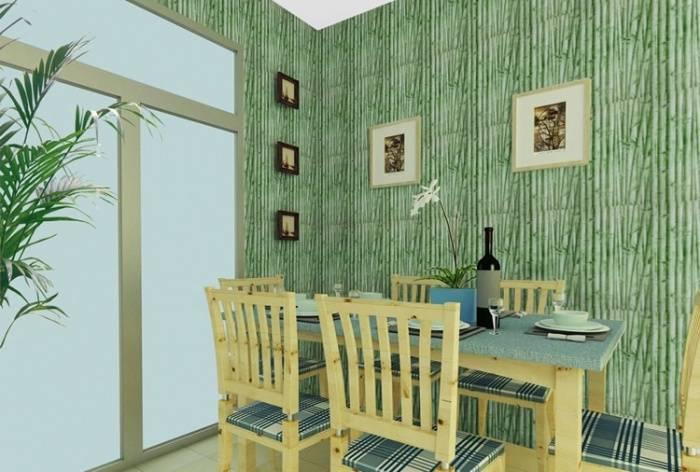 Бамбук в интерьере: 115 фото вариантов природного оформления комнаты | бамбук в интерьере квартиры