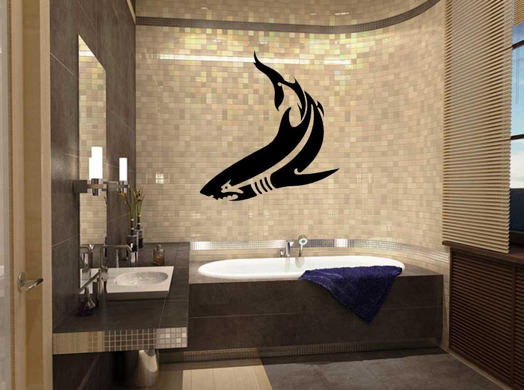 Декор ванной комнаты - 80 фото оригинальных дизайнерских идей