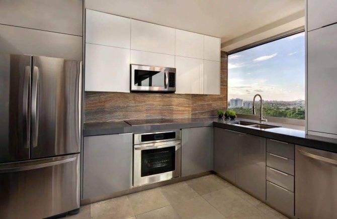 Кухня в стиле минимализм - 120 фото идей стильного дизайна