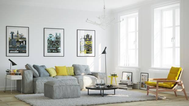 Дизайн в скандинавском стиле:240+ (фото) элегантных интерьеров