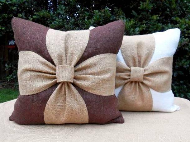 Декоративные подушки – что это такое, популярные формы, какой материал и наполнитель используют?