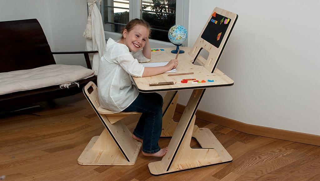 Письменный стол своими руками: чертежи, схемы, пошаговые фото и инструкции