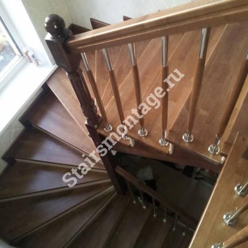 8 способов отделки бетонной лестницы своими руками